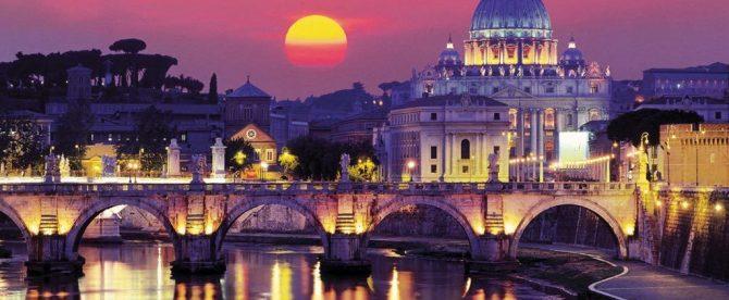 I migliori punti panoramici di Roma